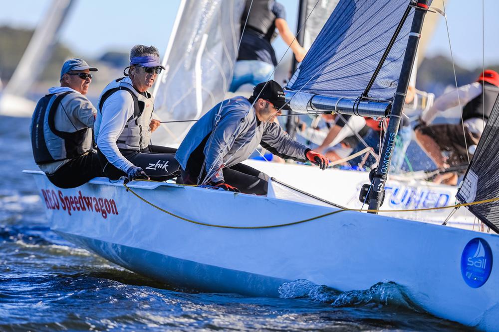 REO Speedwagon, Port Stephens Trophy, Sail Port Stephens. Picture © Salty Dingo 2017 @saltydingomedia