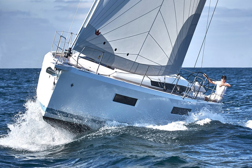 Jeanneau's Sun Odyssey 440 will make its regatta debut