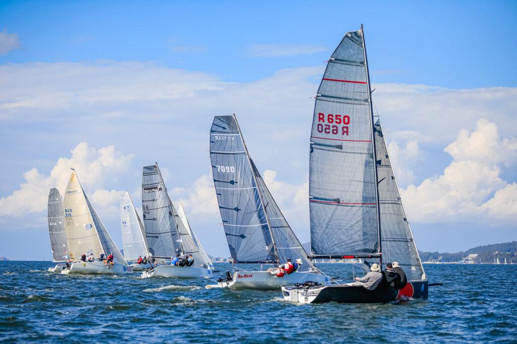 Sail Port Stephens © Salty Dingo 2021 CG