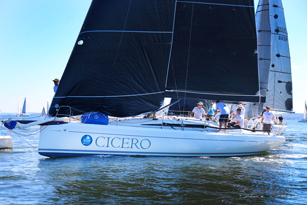 Sail Port Stephens 2021_Bannisters Port Stephens Commodores Cup Day 1 Cicero